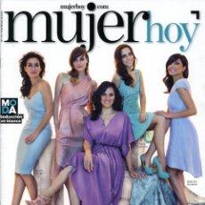 Coleccionismo de Revistas y Periódicos: REVISTA MUJER HOY. BELÉN LOÓPEZ, NATALIA DE MOLINA, MARÍA MORALES, AURA GARRIDO, MARIÁN ALVARE. 2014. Lote 43615224