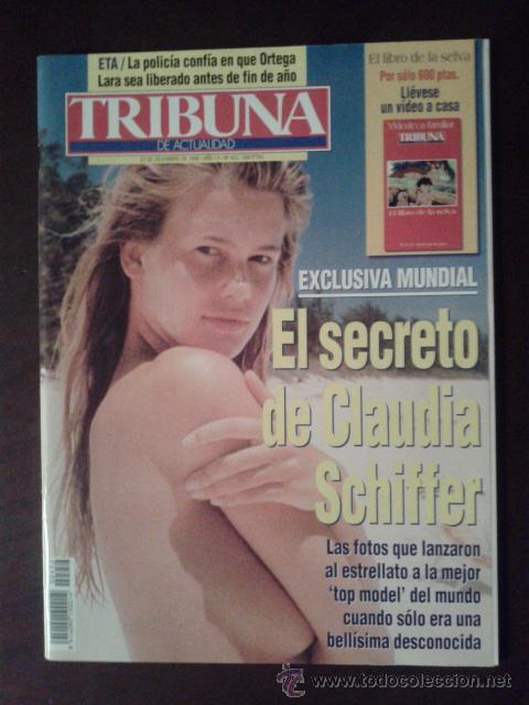 Revista Tribuna De Actualidad 1996 Claudia Schi Sold Through