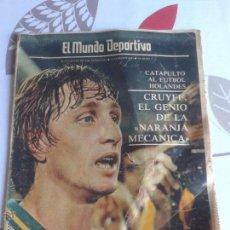 Coleccionismo de Revistas y Periódicos: EL MUNDO DEPORTIVO Nº 5 SUPLEMENTO DE LOS DOMINGOS 13 FEBRERO 1983. Lote 43658824