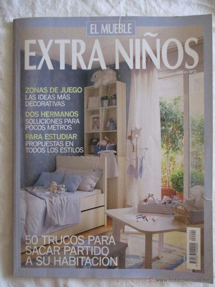 revista de decoracion el mueble extra nios n paginas