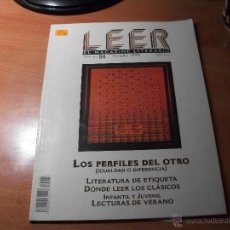 Coleccionismo de Revistas y Periódicos: QUIMERA. REVISTA DE LITERATURA. Lote 43704728