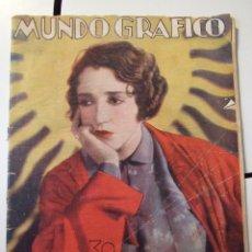 Coleccionismo de Revistas y Periódicos: REVISTA MUNDO GRAFICO - Nº 928 - MIERCOLES 14 AGOSTO 1929 - BEBE DANIELS. Lote 43770495