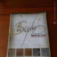 Coleccionismo de Revistas y Periódicos: NÚMERO ESPECIAL DIARIO DE AVISOS: 3 SIGLOS (TENERIFE) 2007 (40 X 28 CM, 192 PÁG). Lote 43873112