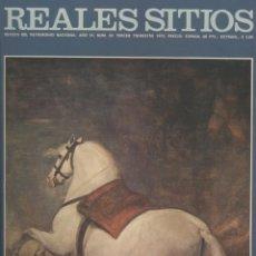 Coleccionismo de Revistas y Periódicos: REALES SITIOS - 1972 - Nº33. Lote 43888825