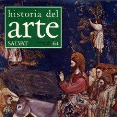 Coleccionismo de Revistas y Periódicos: HISTORIA DEL ARTE SALVAT - 1972 - FASCÍCULO Nº64. Lote 43889301