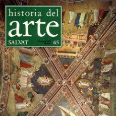 Coleccionismo de Revistas y Periódicos: HISTORIA DEL ARTE SALVAT - 1972 - FASCÍCULO Nº65. Lote 43889383