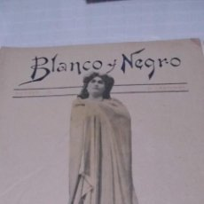Coleccionismo de Revistas y Periódicos: REVISTA BLANCO Y NEGRO - NÚMERO 1031 - 12 FEBRERO 1911. Lote 43914819