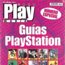 Coleccionismo de Revistas y Periódicos: PLAY MANÍA Nº 6. Lote 43927744
