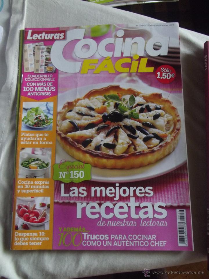 19 hermoso revista lecturas cocina im genes revista - Revista cocina facil lecturas ...