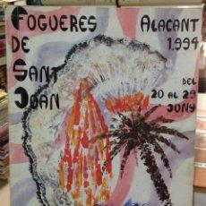 Coleccionismo de Revistas y Periódicos: REVISTA ·· FOGUERES DE SANT JOAN ·· 1994 ·· ALICANTE. Lote 43962929