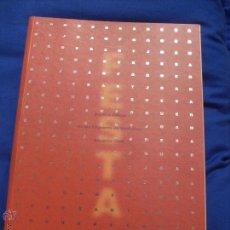 Coleccionismo de Revistas y Periódicos: FESTA. REVISTA OFICIAL DE LES FOGUERES DE SANT JOAN. ALICANTE 2000.. Lote 44078506