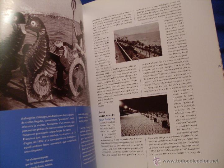 Coleccionismo de Revistas y Periódicos: Festa. Revista Oficial de les Fogueres de Sant Joan. Alicante 2001. - Foto 4 - 44078525