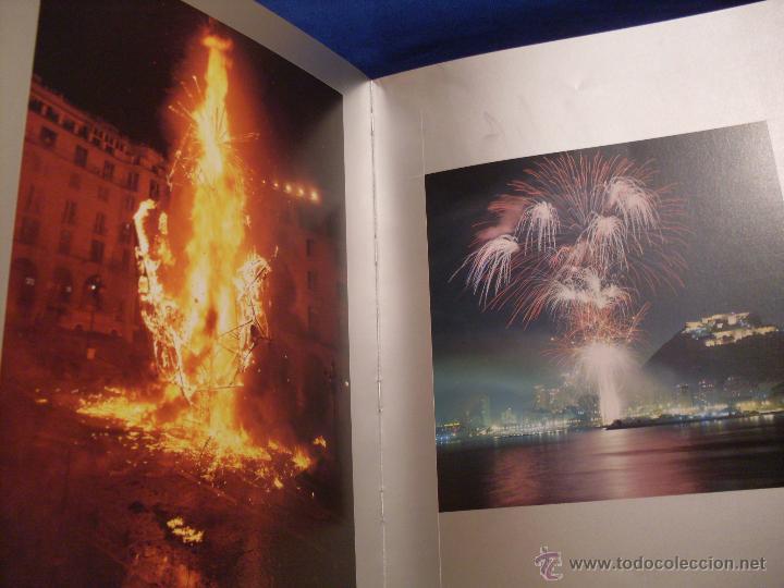 Coleccionismo de Revistas y Periódicos: Festa. Revista Oficial de les Fogueres de Sant Joan. Alicante 2001. - Foto 6 - 44078525