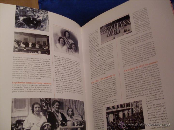 Coleccionismo de Revistas y Periódicos: Festa. Revista Oficial de les Fogueres de Sant Joan. Alicante 2001. - Foto 7 - 44078525