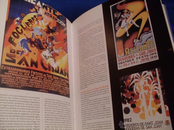 Coleccionismo de Revistas y Periódicos: Festa. Revista Oficial de les Fogueres de Sant Joan. Alicante 2001. - Foto 8 - 44078525