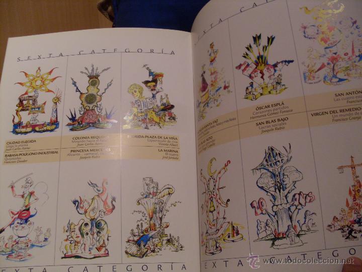Coleccionismo de Revistas y Periódicos: Festa. Revista Oficial de les Fogueres de Sant Joan. Alicante 2001. - Foto 9 - 44078525