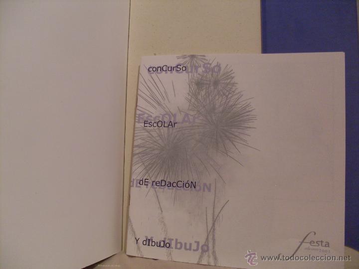 Coleccionismo de Revistas y Periódicos: Festa. Revista Oficial de les Fogueres de Sant Joan. Alicante 2001. - Foto 10 - 44078525