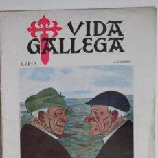 Coleccionismo de Revistas y Periódicos: RRR EJEMPLAR DE VIDA GALLEGA - NUMERO 670 EPOCA II - JUNIO 1955 - 31X21 . Lote 44097104