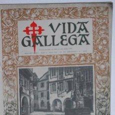 Coleccionismo de Revistas y Periódicos: RRR EJEMPLAR DE VIDA GALLEGA - NUMERO 699 EPOCA II - MARZO 1955 - 31X21. Lote 44097175