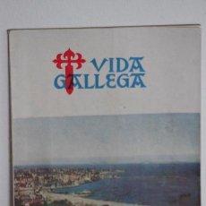 Coleccionismo de Revistas y Periódicos: RRR EJEMPLAR DE VIDA GALLEGA - NUMERO 736 EPOCA II - JULIO 1958 - 31X21. Lote 44097224