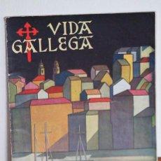 Coleccionismo de Revistas y Periódicos: RRR EJEMPLAR DE VIDA GALLEGA - NUMERO 724 EPOCA II - JULIO 1957 - 31X21. Lote 44097269