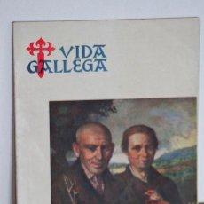 Coleccionismo de Revistas y Periódicos: RRR EJEMPLAR DE VIDA GALLEGA - NUMERO 714 EPOCA II - SETIEMBRE 1956 - 31X21. Lote 44097323