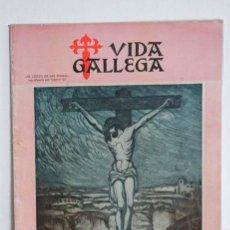 Coleccionismo de Revistas y Periódicos: RRR EJEMPLAR DE VIDA GALLEGA - NUMERO 679 EPOCA II - MARZO-ABRIL 1956 - 31X21. Lote 44097341