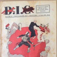 Coleccionismo de Revistas y Periódicos: REVISTA D.I.C., AÑO II, NUM. 35, 20 DE FEBRERO DE 1932. IMP. ALTES BARCELONA. Lote 44157738