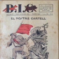 Coleccionismo de Revistas y Periódicos: REVISTA D.I.C., AÑO II, NUM. 37, 5 DE MARZO DE 1932, II REPUBLICA. IMP. ALTES, BARCELONA. Lote 44157953