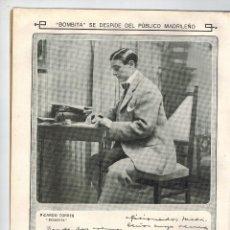 Coleccionismo de Revistas y Periódicos: AÑO 1913 TOROS DESPEDIDA RETIRADA RICARDO TORRES BOMBITA MADRID PALACIO DE LA MAGDALENA SANTANDER. Lote 44171122