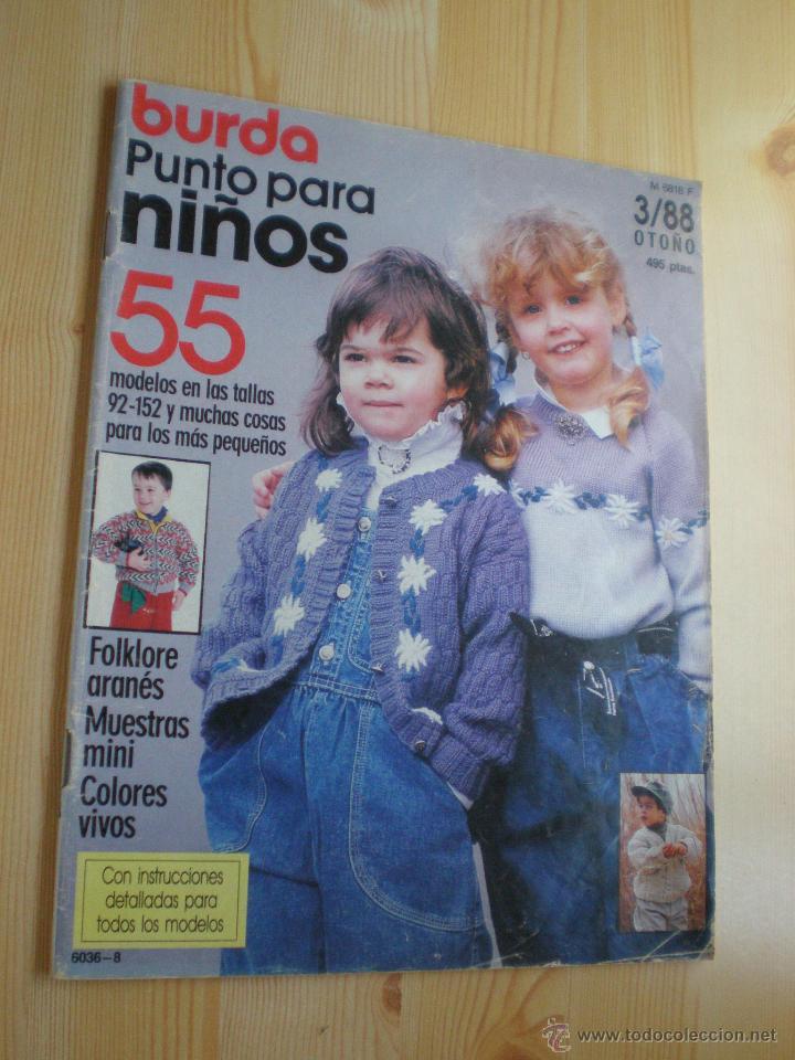 Revista Burda Punto Para Niños De 2 A 12 Años Kaufen Andere
