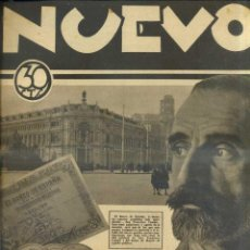 NUEVO MUNDO Nº 1931 - 13 MARZO 1931