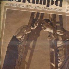 Coleccionismo de Revistas y Periódicos: REVISTA ESTAMPA 3 OCTUBRE 1931. Lote 44240584