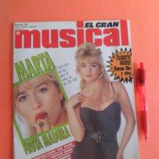 Coleccionismo de Revistas y Periódicos: MARTA SANCHEZ - TINO CASAL - U2 - BEATLES - MADONNA -DEPECHE MODE - REBELDES ...EL GRAN MUSICAL 1990. Lote 44262153