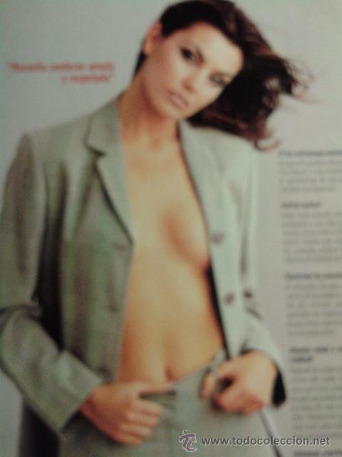 Revista Hablan 1997 Mar Flores Elle Macphers Sold Through