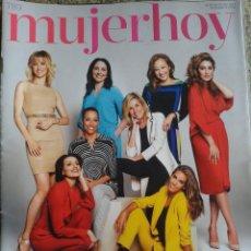 Colecionismo de Revistas e Jornais: MUJER HOY Nº 789 -- 15 AÑOS CON... -- 24 MAYO 2014 --. Lote 44316947