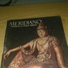 Coleccionismo de Revistas y Periódicos: REVISTA MERIDIANO ENERO 1948. Lote 44368456