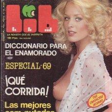Coleccionismo de Revistas y Periódicos: LIB Nº 69 ( REVISTA EROTICA DE LOS 80). Lote 44369080