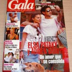 Coleccionismo de Revistas y Periódicos: REVISTA GALA Nº 99 - AGOSTO 2006 - FAMILIA REAL - ELSA PATAKY Y ADRIEN BRODY. Lote 57896437