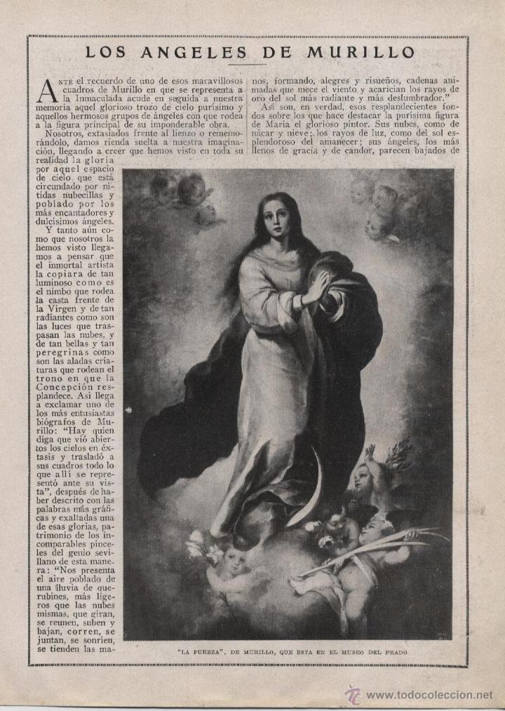 arte * pintura * los ángeles de murillo - 192 - Comprar Revistas y ...
