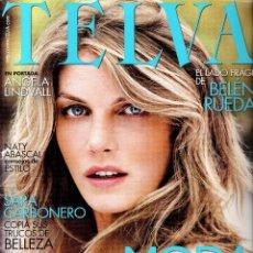 Coleccionismo de Revistas y Periódicos: TELVA - Nº 857 - SEPTIEMBRE 2010 + EXTRA DECORACIÓN. Lote 44447161