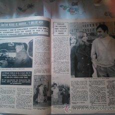Coleccionismo de Revistas y Periódicos: RECORTE PEPA FLORES MARISOL. Lote 54873671