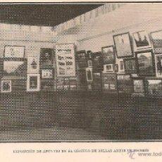 Coleccionismo de Revistas y Periódicos: *ARTE * EXPOSICIÓN DE APUNTES EN EL CÍRCULO DE BELLAS ARTES DE MADRID - 1904. Lote 44689419
