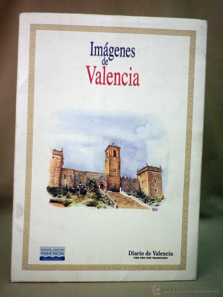 Coleccionismo de Revistas y Periódicos: COLECCIONABLE DIARIO DE VALENCIA, 32 ACUARELAS DE ARTURO MARIA, SEGUNDA SERIE - Foto 6 - 44696287