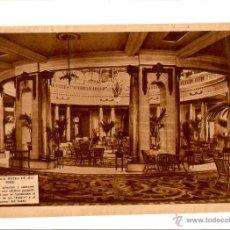 Coleccionismo de Revistas y Periódicos: AÑOS 30 RECORTE PRENSA HALL HOTEL PALACE MADRID. Lote 44731647