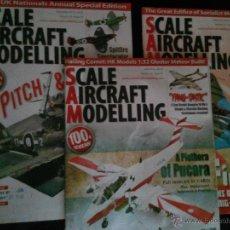Coleccionismo de Revistas y Periódicos: 3 REVISTAS DE MODELISMO. Lote 44737164