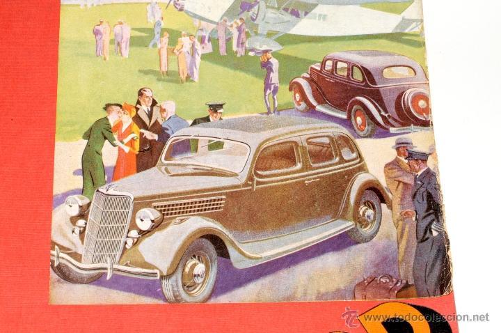 Coleccionismo de Revistas y Periódicos: ANTIGUA REVISTA FORD Nº 36 AÑO 1935 - Foto 4 - 44746281