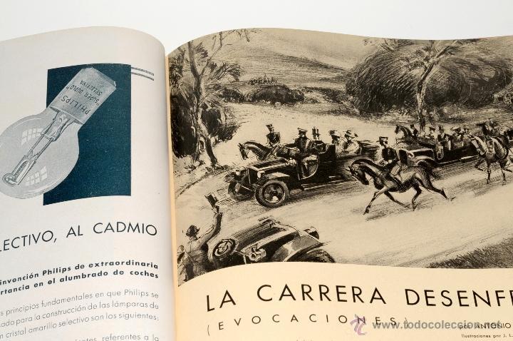 Coleccionismo de Revistas y Periódicos: ANTIGUA REVISTA FORD Nº 36 AÑO 1935 - Foto 5 - 44746281