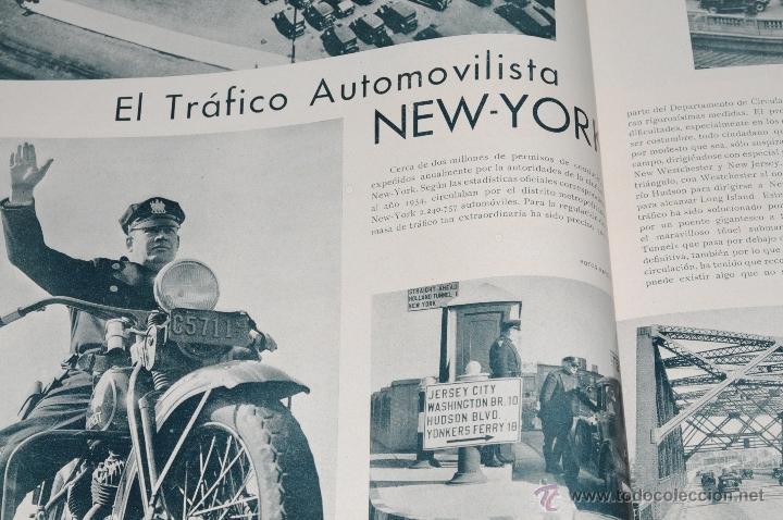 Coleccionismo de Revistas y Periódicos: ANTIGUA REVISTA FORD Nº 36 AÑO 1935 - Foto 6 - 44746281