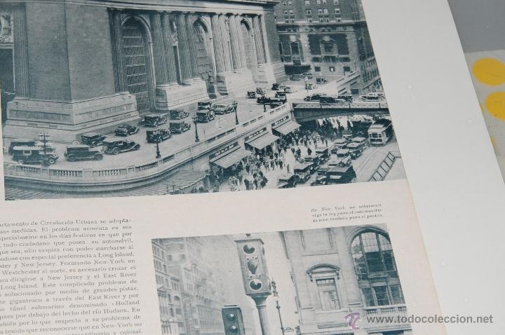 Coleccionismo de Revistas y Periódicos: ANTIGUA REVISTA FORD Nº 36 AÑO 1935 - Foto 7 - 44746281